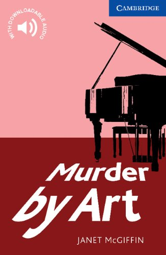 Murder by Art Level 5/B2 Kindle eBook (Cambridge English Readers ...