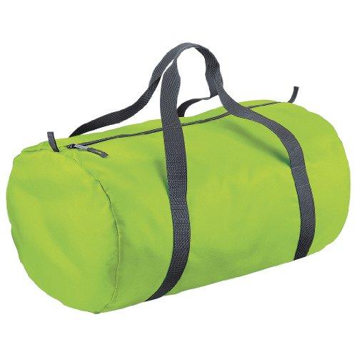 BagBase Reisetasche, wasserabweisend, 32 Liter Limette