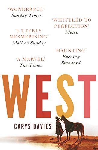 West by [Davies, Carys]
