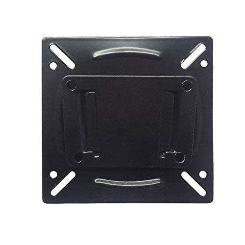 little finger TV-Wandhalterung Halterung Halter für 30,5-61 cm LCD-LED-Monitor PC Flachbildschirm platzsparend für die Aufbewahrung zu Hause, Metall, Metall, Zufällige Farbauswahl, Einheitsgröße (Zoll Metall 12 Regale)