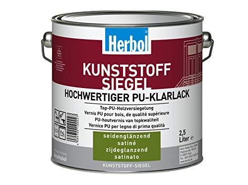 Herbol Kunststoff Siegel Farblos 2