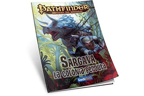 Giochi Uniti Pathfinder - Juego de rol: Sargava, Colonia perdida, Color ilustrado, 1
