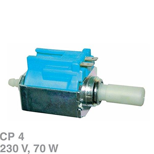 VIOKS Elektropumpe Wasserpumpe Pumpe für Kaffeemaschine passend wie ARS CP4SP 230 Volt Universal für Kaffeeautomat