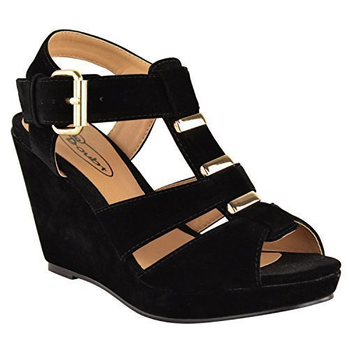 HIGH HEEL Sandal WEDGES: Amazon.co.uk