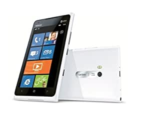Nokia Lumia 900 Smartphone GSM/EDGE/HSDPA Bluetooth Wifi GPS Windows Blanc