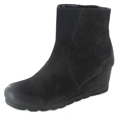 Gabor comfort 72.750.47 femmes Bottes Noir