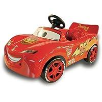 TOYS TOYS - 622454 - voiture à pédales - voiture Disney Flash Mc Queen à pédales