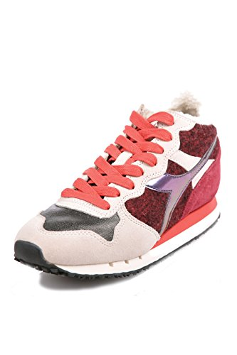 6117N sneakers donna DIADORA HERITAGE rosso/bordeaux sneakers shoes woman Rosso