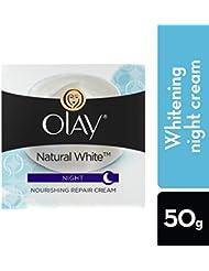 Olay Natural White Night Nourishing Repair Cream – 50g