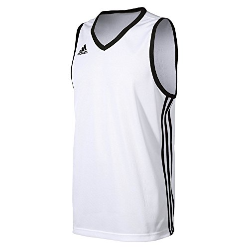 adidas Basketball Teamsport Kinder commander Kinder Wht/black , Größe adidas:152
