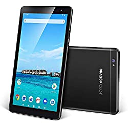 Tablette Tactile 7 Pouces Android - Dragon Touch Tablette Pas Cher 16 GO ROM 2GO RAM Quad Core Bluetooth Android 9.0 Écran HD 1024x600 IPS Double Caméra 2MP Micro HDMI GPS FM WiFi 5G