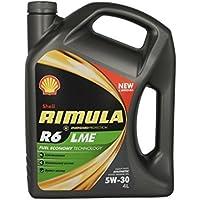 Aceite Shell rimula R6 LME 5 ...
