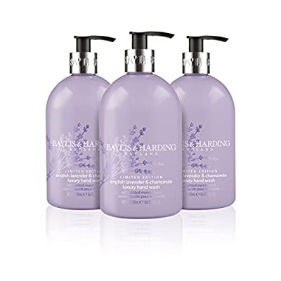 Baylis & Harding Sweet Mandarin and Grapefruit Hand Wash, 500ml : everything £5 (or less!)
