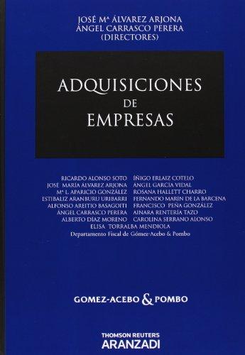 Adquisiciones De Empresa – 4ª Edición