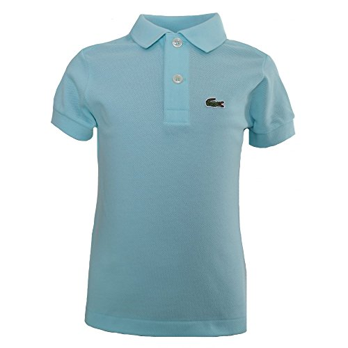 Lacoste Kids Blue/Green Polo Shirt 2 Years/86CM
