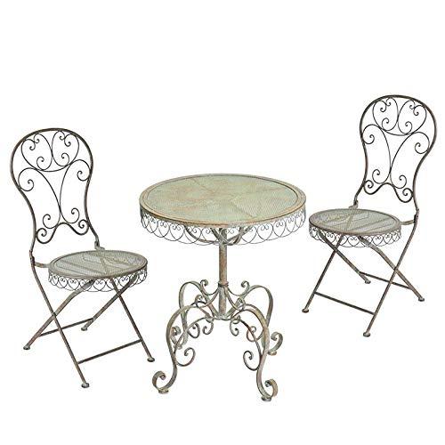 La Grande Prairie Ensemble Table et chaises de Jardin
