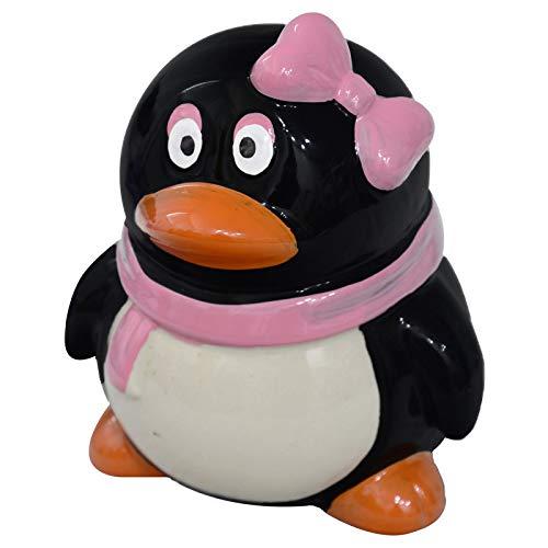 Hucha Infantil de Pingüino