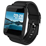 Smart Watch Android Touch Screen Fitness Tracker Blood Pressure Heart Monitor Pedometer Activity