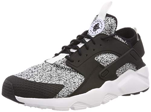 the best attitude 37279 76577 Nike Air Huarache Run Ultra SE, Scarpe da Ginnastica Basse Uomo, Nero (Black