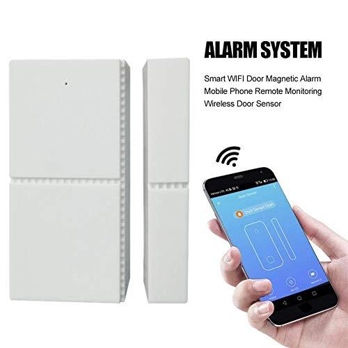 Ardentity Tür Fenster Alarm, Akustischer Einbruchschutz mit Batterien, Drahtlose Home Security Alarmanlage (Play-kanada Google)