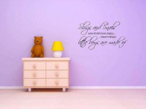 pequeno-babosas-y-caracoles-y-perro-colas-de-dormitorio-pared-adhesivo
