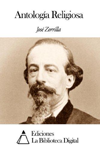 Antología Religiosa por José Zorrilla