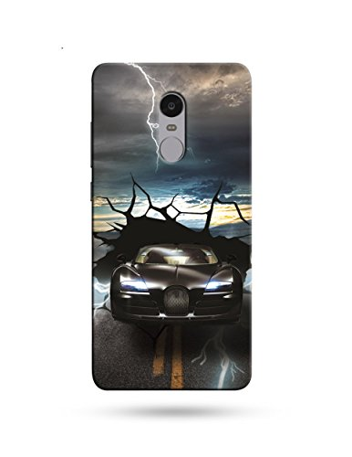 Printed Cover For Xiaomi Redmi Note 4 / Xiaomi Redmi Note 4 Printed Back Cover / Xiaomi Redmi Note 4 Mobile Cover by allluna®