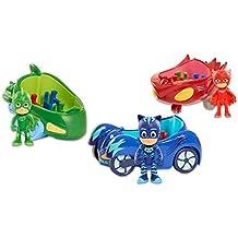 Giochi Preziosi PJ Masks vehículo de Juguete - Vehículos de Juguete, Coche, 3 año