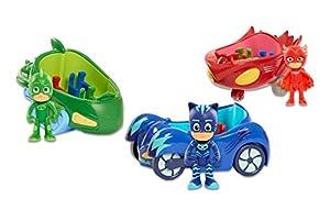 PJ Masks Vehículo de juguete - Modelo Surtido, 1 unidad