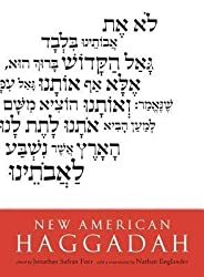 By Jonathan Safran Foer ; Nathan Englander ( Author ) [ New American Haggadah By Mar-2014 Paperback