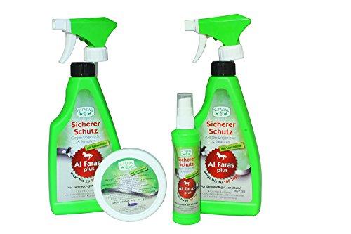 Aqua Clean AL FARAS Plus Insektenschutz mit Langzeitschutz 4tlg. mit Lavendel-Öl