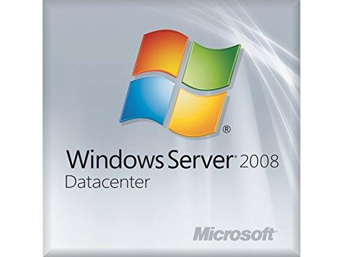 Systembuilder Windows Server Datacenter 2008 R2 64Bit/x64 1pk DSP OEI DVD 2 CPU (Datacenter Server 2008 Windows)