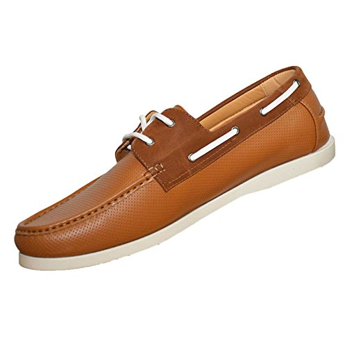Duke London , Herren Bootsschuhe Hautfarben