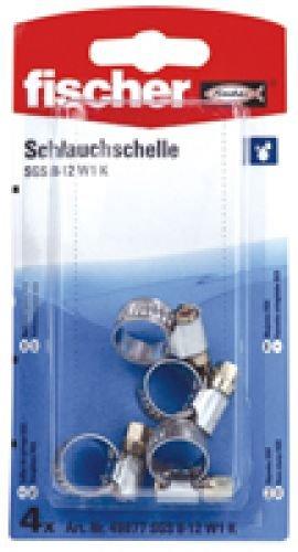 W1 Sb (fischer 49883 Schlauchschelle SGS 90-110 W1 E SB-SaMo)