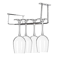 MochenSingle Wing Bar Rack Wine Bottle Champagne Holder Rack Bar Display Stand Stainless Steel