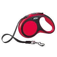 Croci C5055673 Guinzaglio Flexi New Neon Tape 8M, L