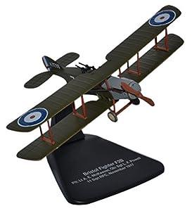 Herpa 81ad005-Royal Flying Corps Bristol F2B Fighter 11, avión, Verde