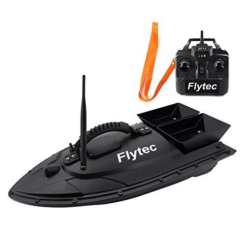 JSMeet Flytec 2011-5 RC Boot Fish Finder 1.5 kg Laden Fernbedienung Fischköder Boot KIT Version DIY Boot -