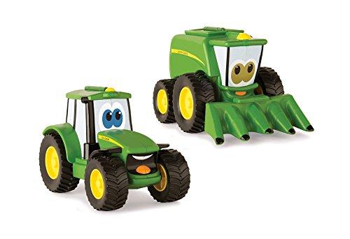 TOMY Johnny Traktor oder Corey kombinieren Spielzeug Buch
