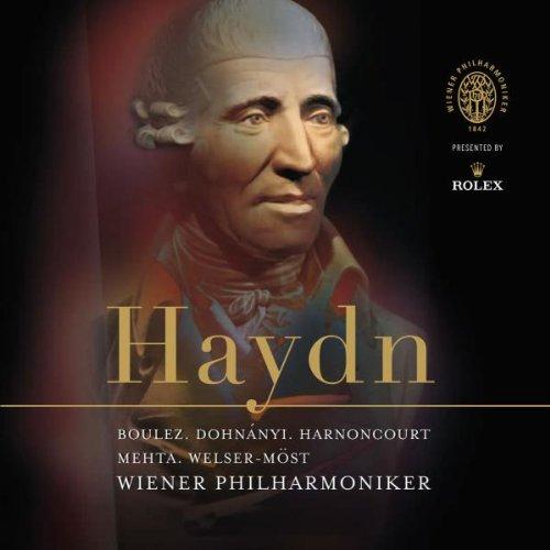 Wiener Philharmoniker spielen HAYDN Sinfonien 12,22,26,93,98,103+104 103 Video