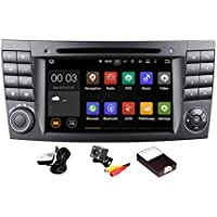 "TOOPAI 2 DIN 7"" Android 7.1 Multimedia para Mercedes-Benz E-Class W211 E320 (2002-2008)"