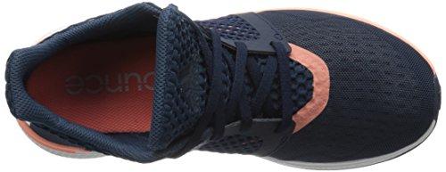 adidas Energy Bounce 2 W, Scarpe da Corsa Donna Multicolore (Negro / Rojo (Maruni / Maosno / Brisol))