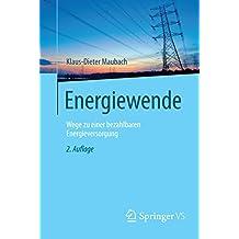 Energiewende: Wege zu einer bezahlbaren Energieversorgung