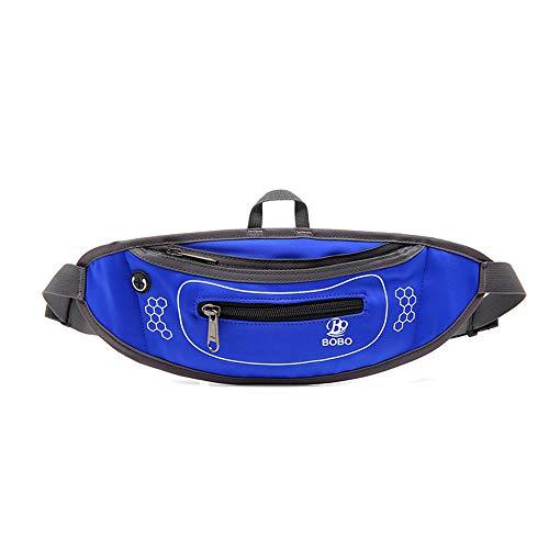 Undo ng hu W AI Neue Multifunktions-Outdoor-Sporttaschen Männer Laufrucksack weibliche Fitnessgeräte persönliche Tasche wasserdichte Handytasche