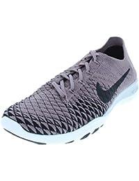 pretty nice e8593 45248 Nike , Baskets Mode pour Femme Gris Taupe Grey Chrome Black - Gris -