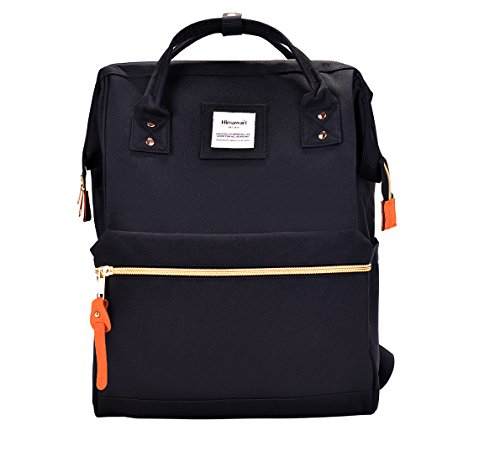 backpack-unisex-nylon-square-shaped-waterproof-travel-knapsack-campus-school-casual-daypacks