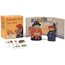 Paddington Bear: Finger Puppets (Running Press Mini Kit)