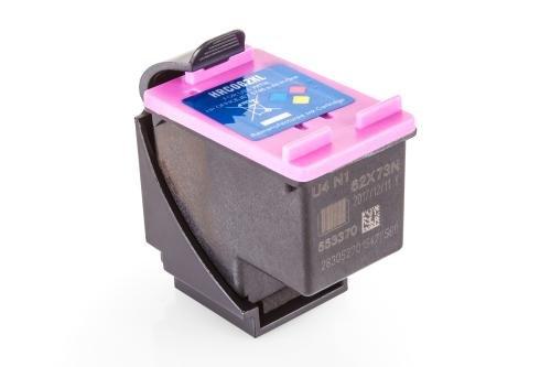 Preisvergleich Produktbild Inkadoo® XL Tinte passend für HP OfficeJet 250 Mobile ersetzt HP 62XL , C2P07A C2P07AE - Premium Drucker-Patrone Kompatibel - Cyan, Magenta, Gelb - 18 ml