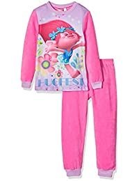 TROLLS Conjuntos de Pijama para Niñas