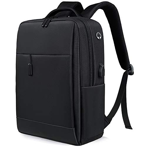 Backpack,Laptop Bags 15.6-inch Oxford Fabric 36 Liter,Business/Travel/School Bag(Black)